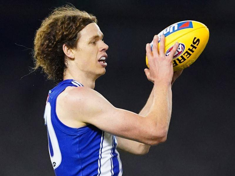 Unwanted North Melbourne forward Ben Brown's next AFL home appears likely to be Melbourne.